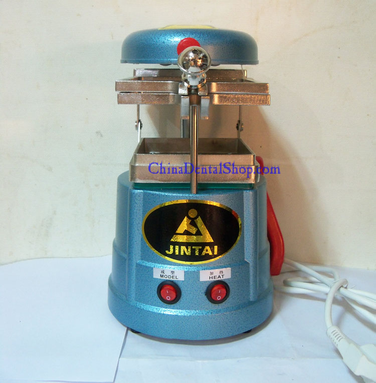 dental vacuum forming molding machine